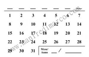Calendario perpetuo per ogni mese_dacomp